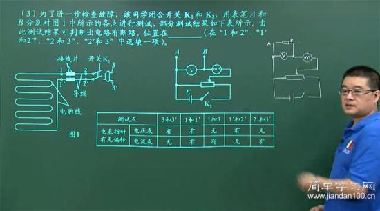 这个电路图这样画不就是电压表和电流表串联_高三物理