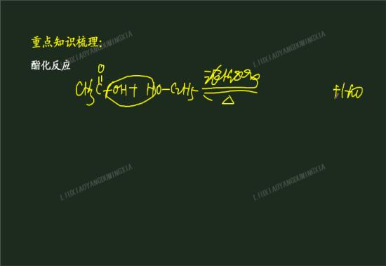 什么是酯化反应?_高一化学