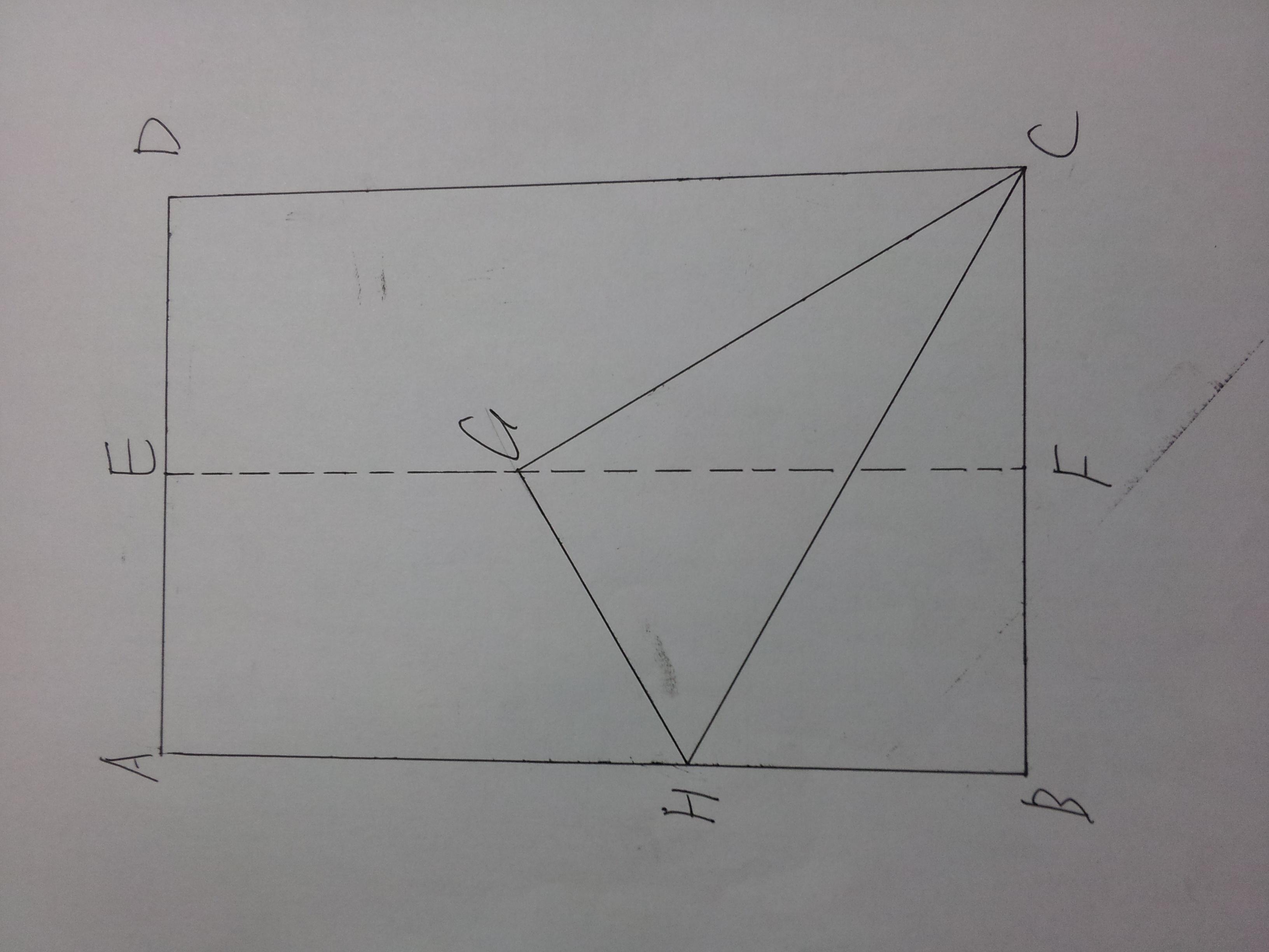 正方形的题