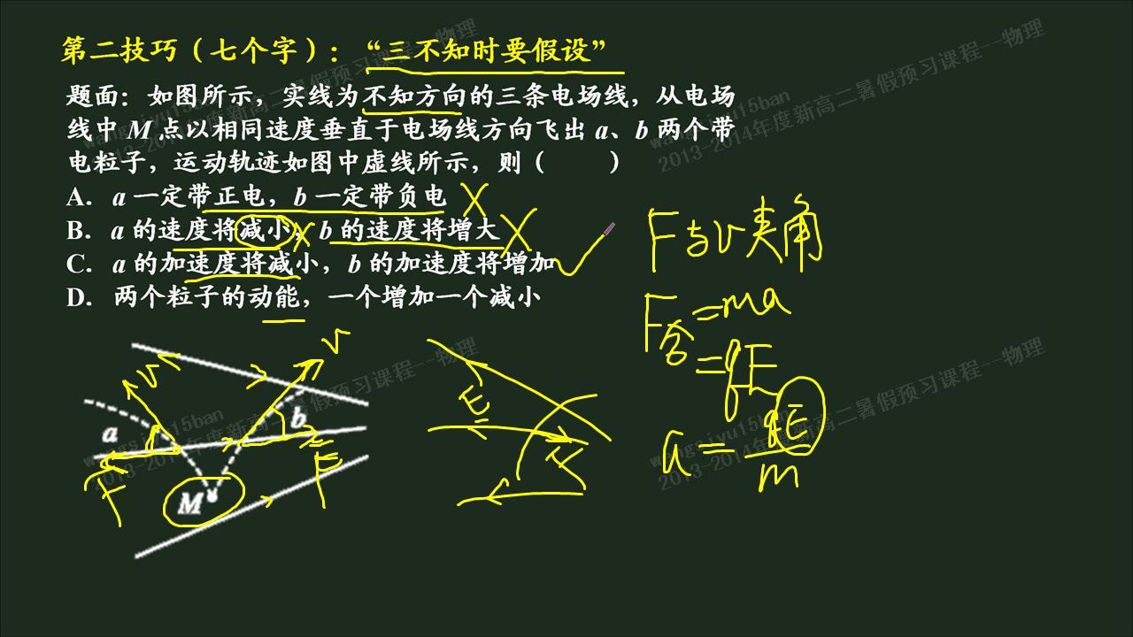 高二物理电磁学