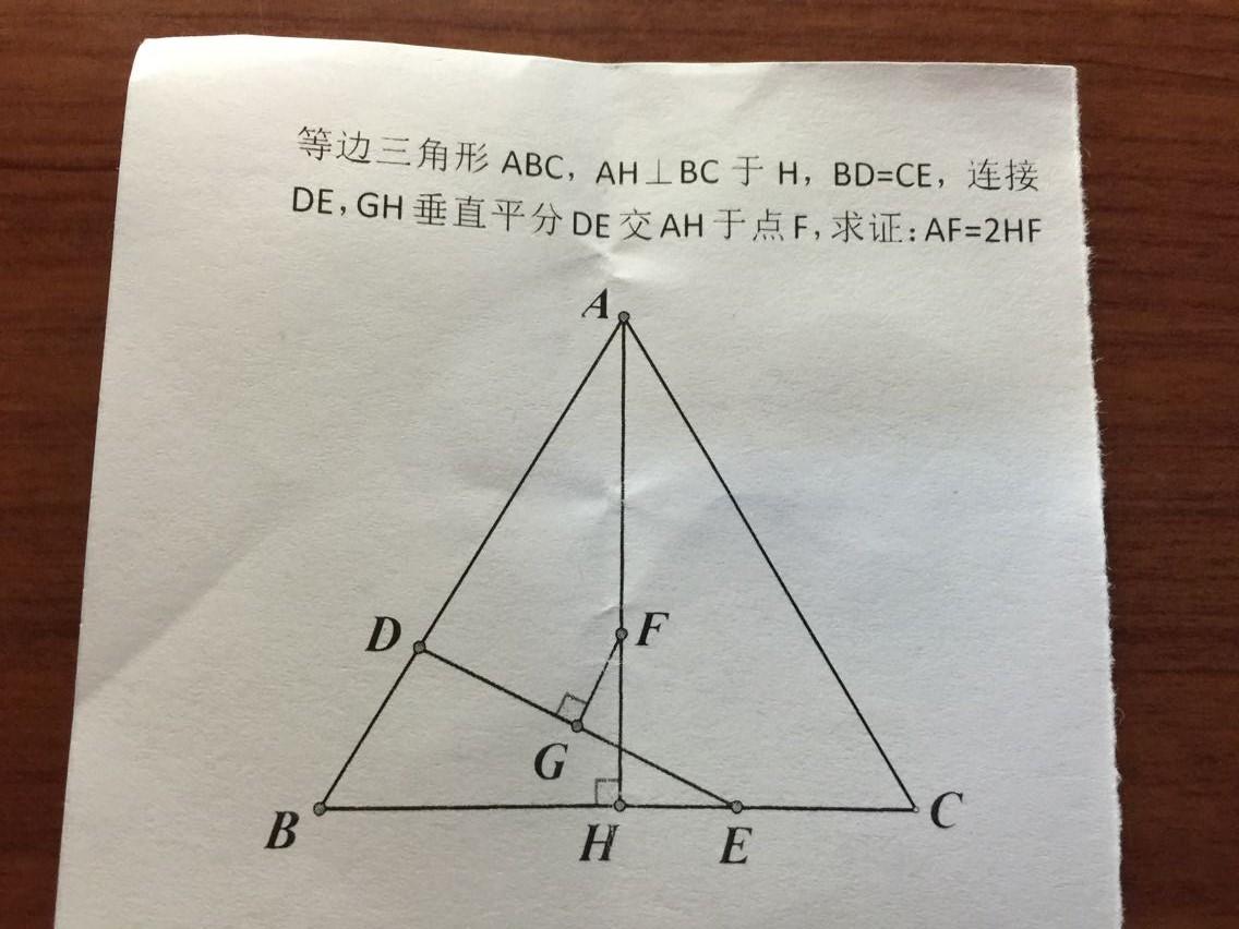 等边三角形问题_初三数学解直角三角形